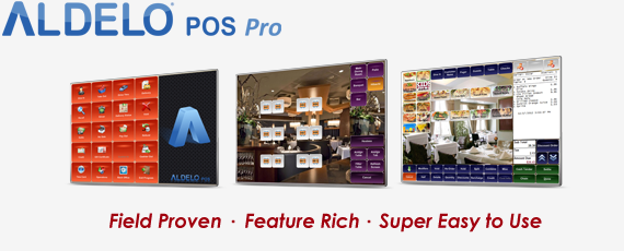 Aldelo Pro for Restaurants
